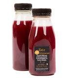 Sticker Super Juice Zwarte Wortel, Granaatappel & Extra Vezels per 30_