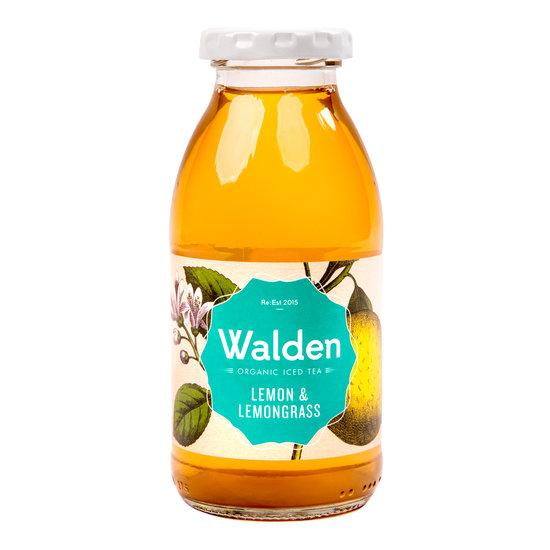 Walden Ice Tea Lemon & Lemongrass BIO