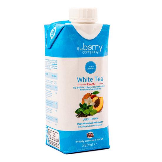 the Berry Company - White Tea Peach