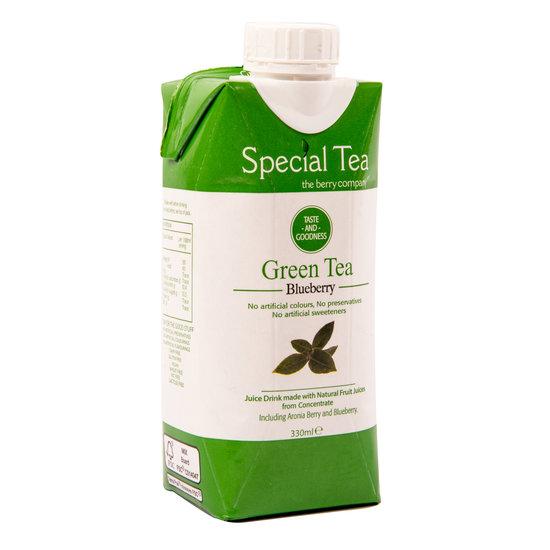 the Berry Company - Green Tea Ariona & Blueberry