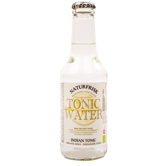 Naturfrisk Indian Tonic BIO