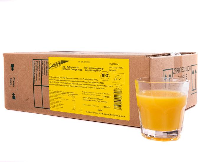 Sinaasappel NL-BIO-01