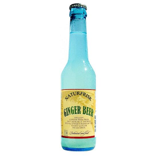 Naturfrisk Ginger Beer BIO