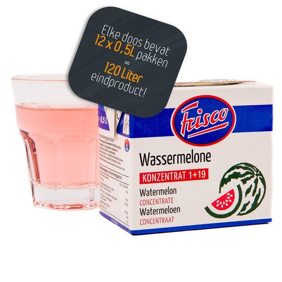 Frisco Watermeloen  1+19