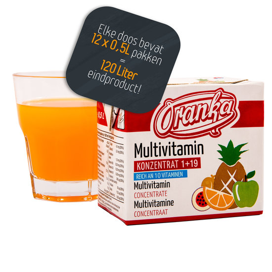 Multi-Vitamine 1+19