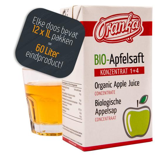 Appel 1+4 Biologisch NL-BIO-01
