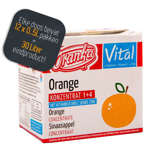 Vital Sinaasappel 1+4