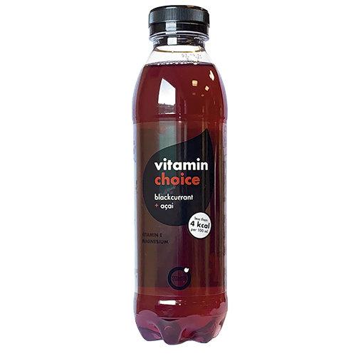 Vitamin Choice Zwarte Bessen + Açai