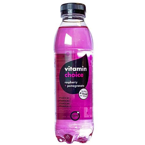 Vitamin Choice Framboos Granaatappel