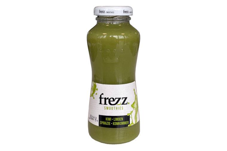 Frezz Smoothie Kiwi Limoen Spinazie Komkommer