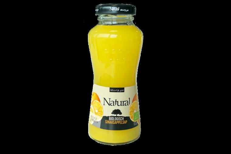 Natural Sinaasappelsap BIO
