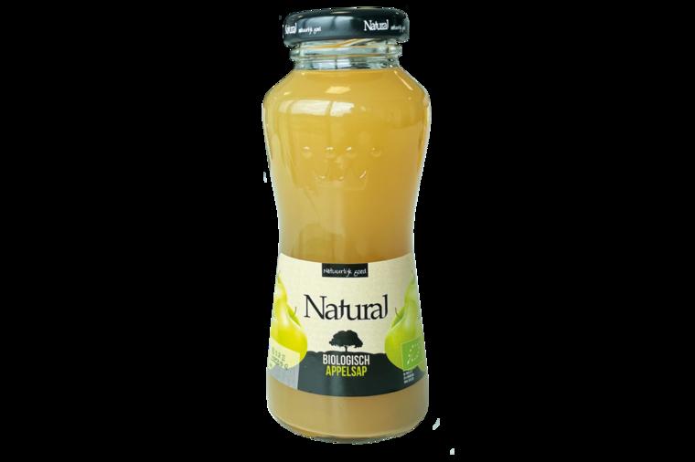 Natural Troebel Appelsap BIO