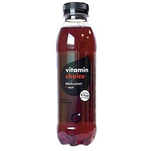 Vitamin Choice Zwarte Bessen + Açai - Zero Sugar